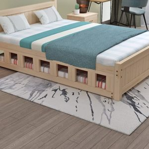 Charleroi Pull Out Bed Frame Singapore Trundle Bed SingaporeHomeFurniture