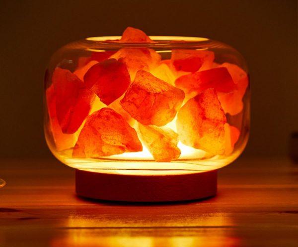 Lalitpur Himalayan Salt Lamp Singapore SingaporeHomeFurniture