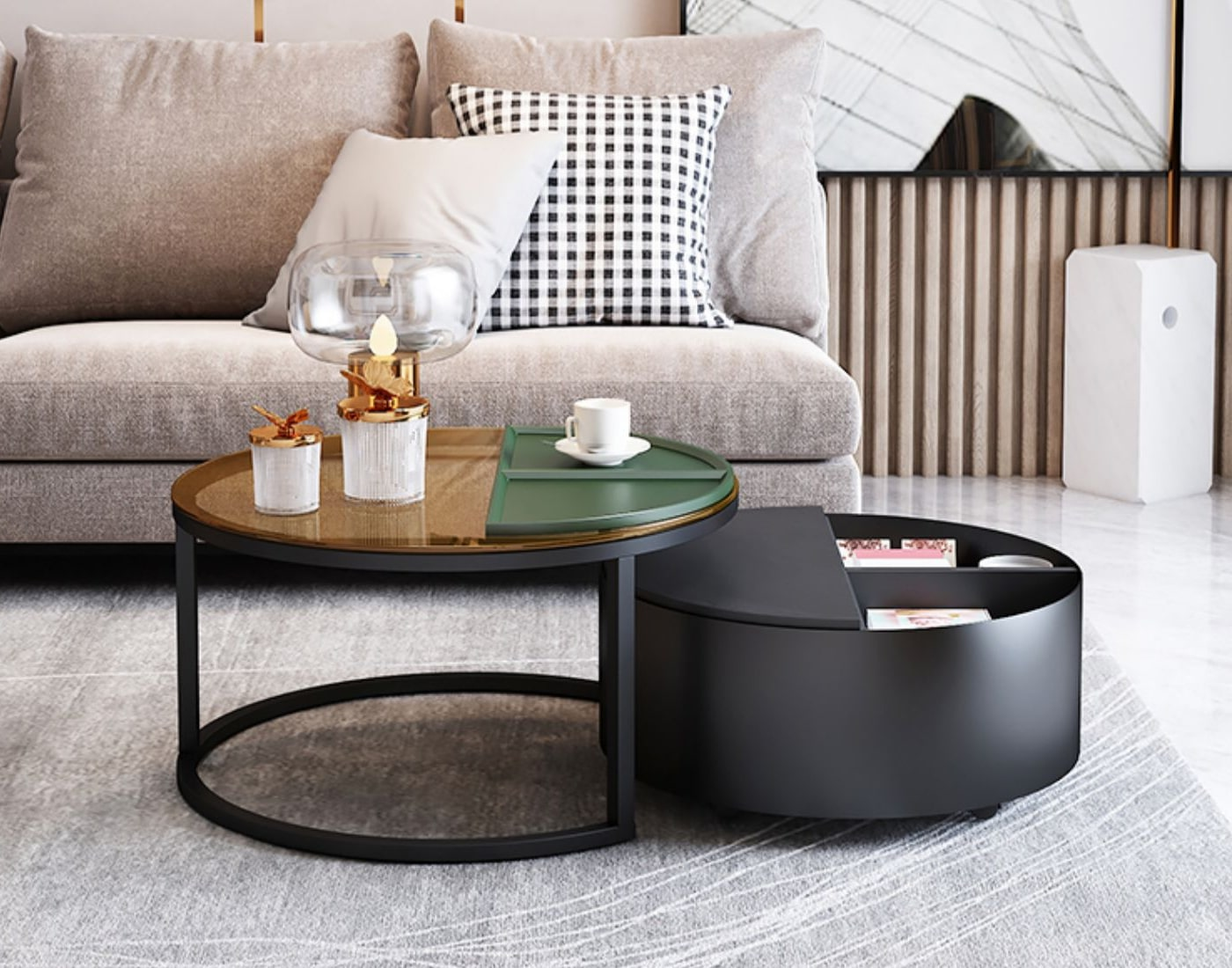 Picture of: Nesting Table Singapore Singaporehomefurniture