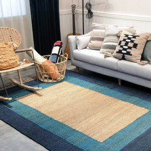 Varberg Jute Rug Carpet Singapore
