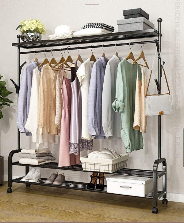 Xico Portable Wardrobe Rack Singapore SingaporeHomeFurniture