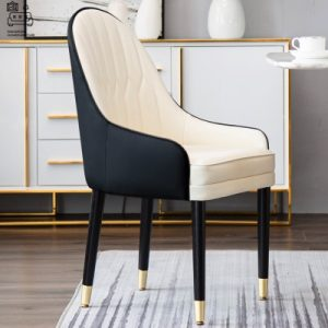 Annecy Leather Dining Chair Singapore SingaporeHomeFurniture