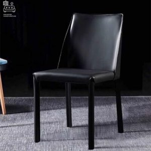 Cannes Leather Dining Chair Singapore SingaporeHomeFurniture