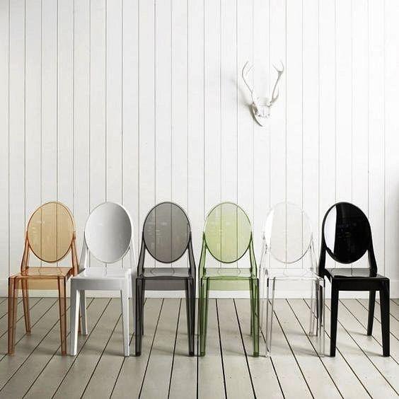 Ghost Chair Transparent Chair Singapore SingaporeHomeFurniture