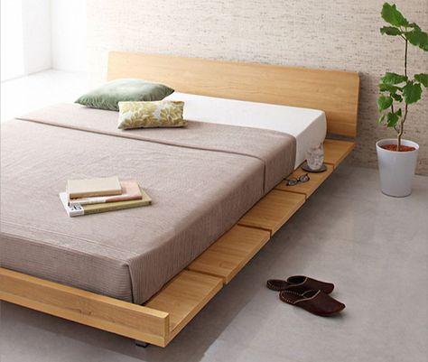 Japanese Bed Frame Singapore Low Bed Frame Platform Bed SingaporeHomeFurniture