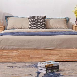 Mons Japanese Bed Frame Singapore Low Bed Frame Platform Bed SingaporeHomeFurniture