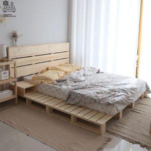 Namur Japanese Bed Frame Singapore Low Bed Frame Platform Bed SingaporeHomeFurniture