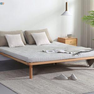 Waregem Japanese Bed Frame Singapore Low Bed Frame Platform Bed SingaporeHomeFurniture