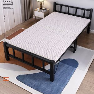 Durbuy Foldable Bed Frame Singapore SingaporeHomeFurniture