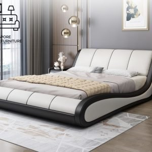 Mechelen Divan Bed Frame Singapore Bed with storage space SingaporeHomeFurniture