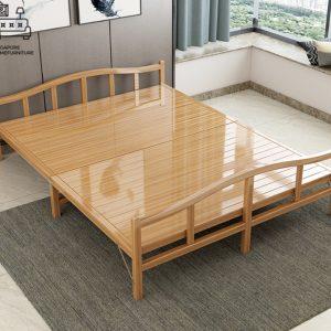 Tournai Foldable Bed Frame Singapore SingaporeHomeFurniture