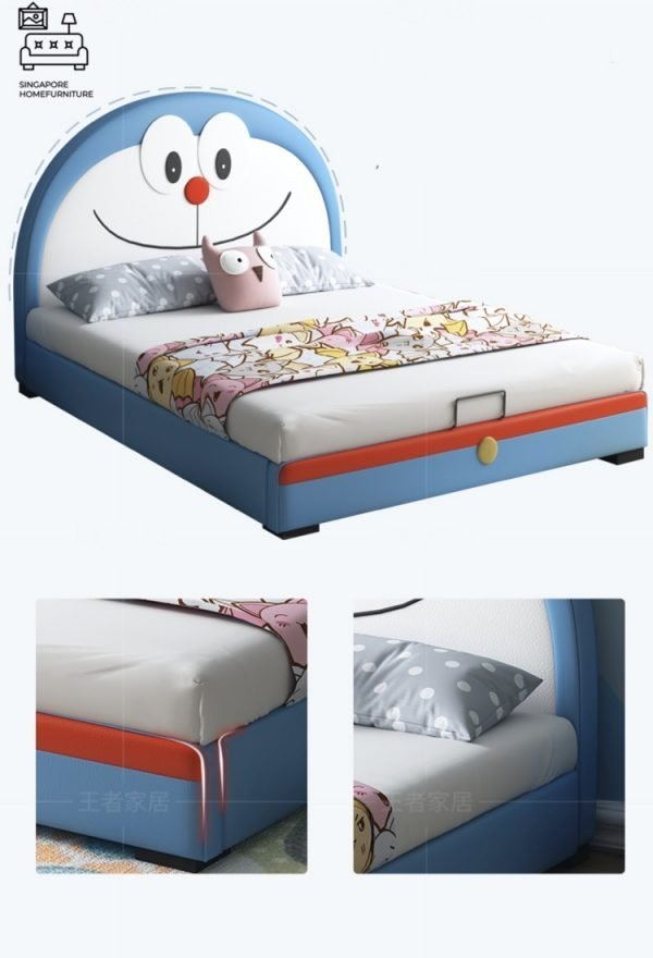 Izegem Kids Bed Frame Singapore Children Bed Frame Singapore SingaporeHomeFurniture