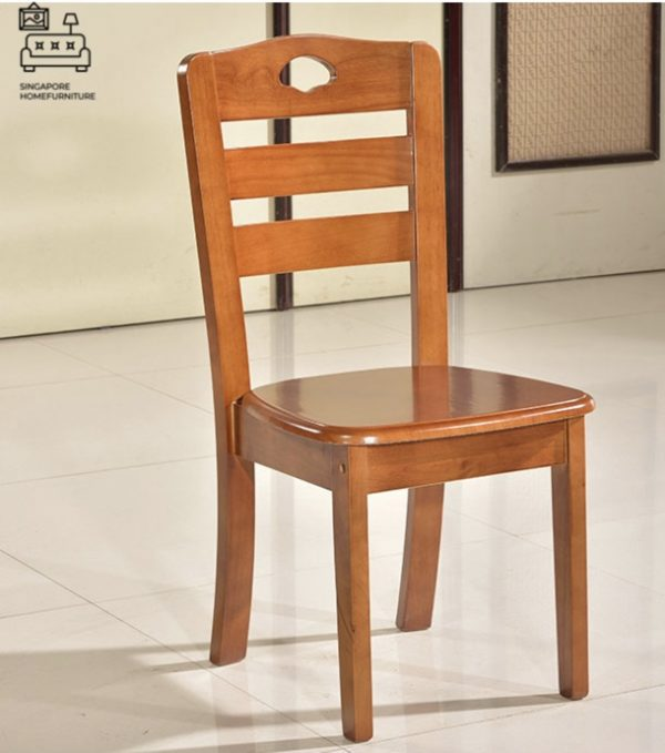 Vannes Wooden Dining Chair Singapore SingaporeHomeFurniture