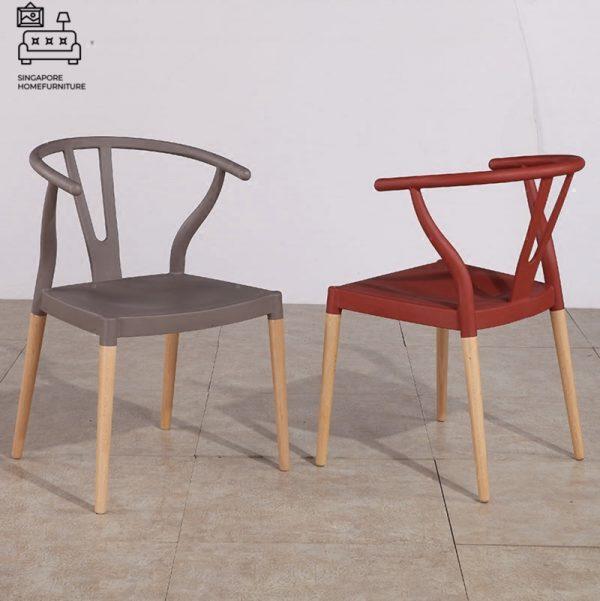 Berbeo Wishbone Chair Singapore SingaporeHomeFurniture