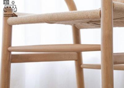Iza Wishbone Chair Singapore SingaporeHomeFurniture