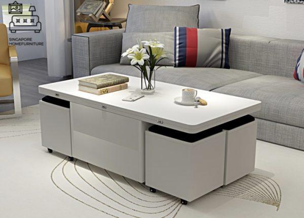 Kessel Coffee Table with Storage Singapore SingaporeHomeFurniture