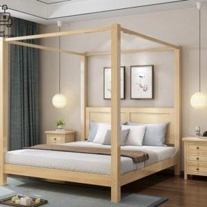 Tubize Canopy Bed Frame Singapore SingaporeHomeFurniture