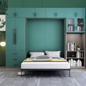 Lessines Wall Bed Frame Singapore Murphy Bed Singapore SingaporeHomeFurniture