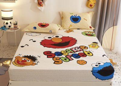 Elmo Disney Bedsheet Singapore SingaporeHomeFurniture