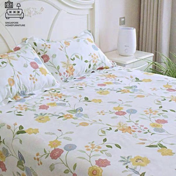 Izola Bamboo Bedsheet Singapore SingaporeHomeFurniture