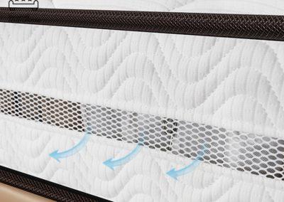 Sirvintos Hybrid Mattress Singapore SingaporeHomeFurniture
